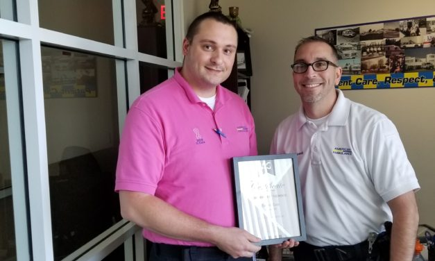 Team Member of the Month August 2017: DENNIS COLE