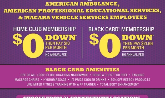 Sign Up at Planet Fitness for NO MONEY DOWN and NO ANNUAL FEE!